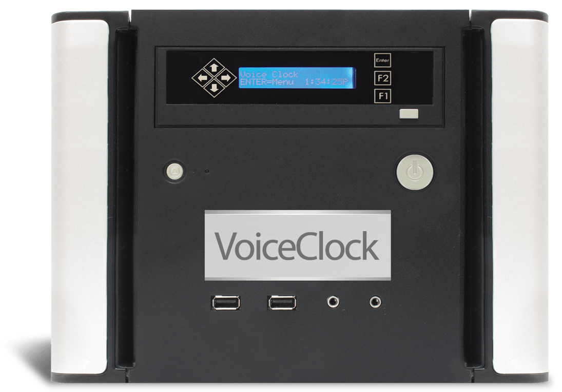 Voice Clock Unit